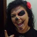 Арт Грим за Хелоуин Варна