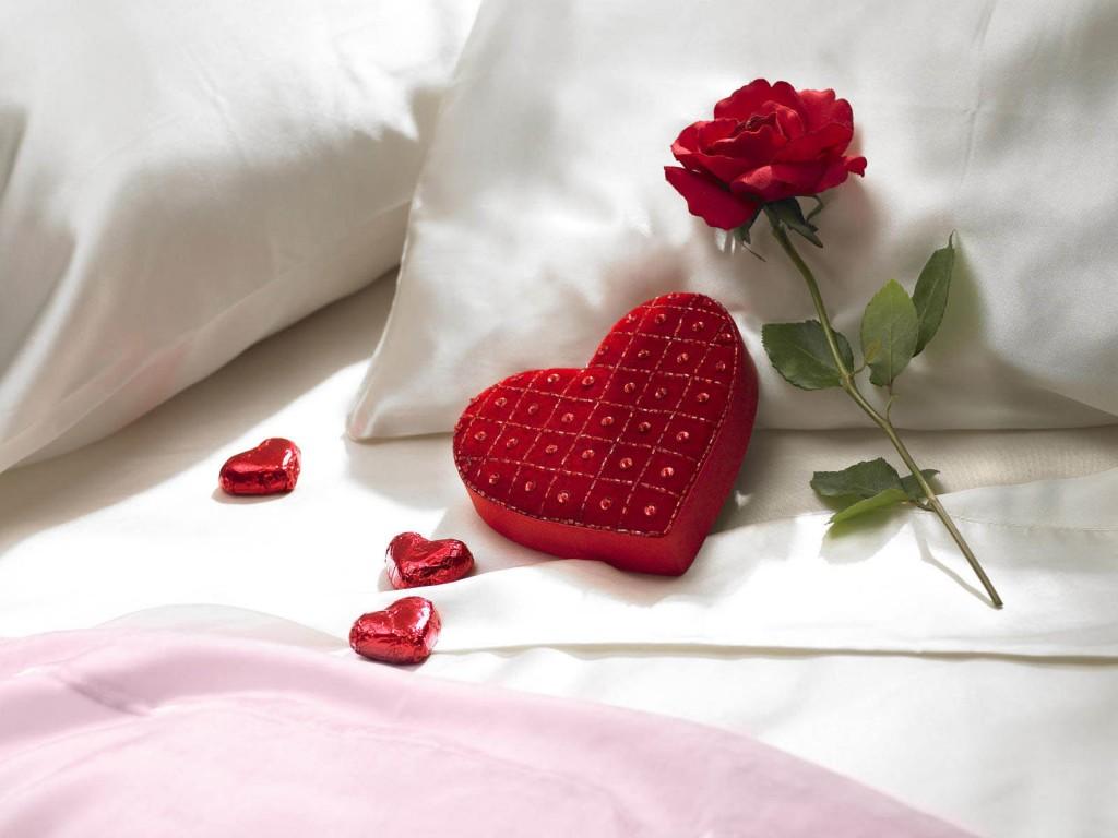 Грим за Свети Валентин