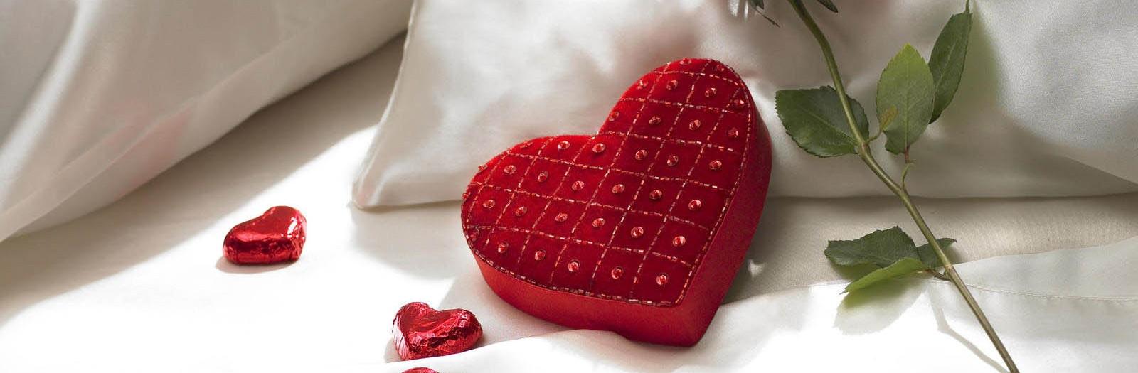 Бъдете неотразими на Свети Валентин
